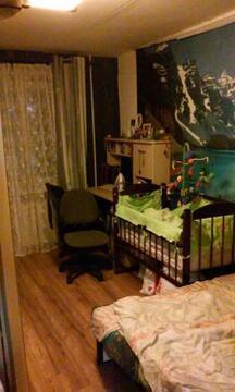 4-комн. квартира со свежим ремонтом, комнаты изолированные, бв.