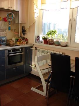 Квартира у м. Марьино в пешей доступности с ремонтом