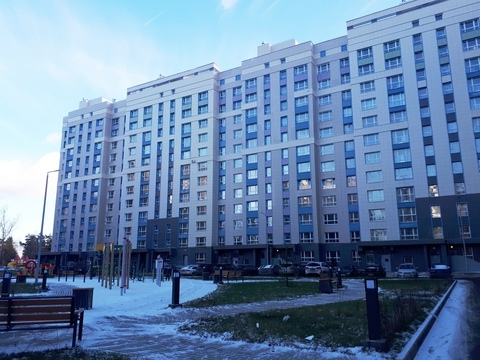 "1-комнатная квартира, 48 кв.м., в ЖК ""Мелодия леса"""