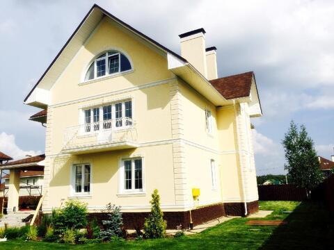 Качественный кирпичный дом под ключ 417 м2 27 км Калужское шоссе