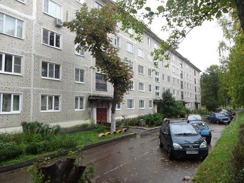 1- комнатная квартира в посёлке Глебовский микрорайон д.9