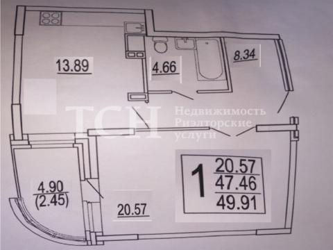 Королев, 1-но комнатная квартира, ул. Пионерская д.30к9, 3850000 руб.