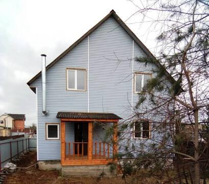 Купить дом из бруса в Домодедовском районе с. Домодедово