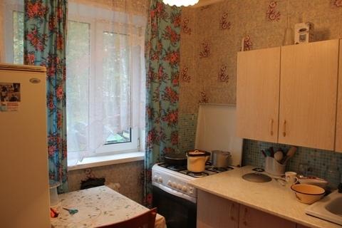 Двухкомнатная квартира в деревне Иваново