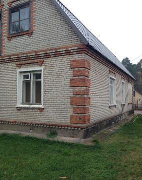 Сдаётся 2-х этажная часть дома (кирпич) в посёлке Быково.