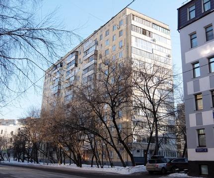 Одкокомнатная квартира на улице Образцова с окнами во двор