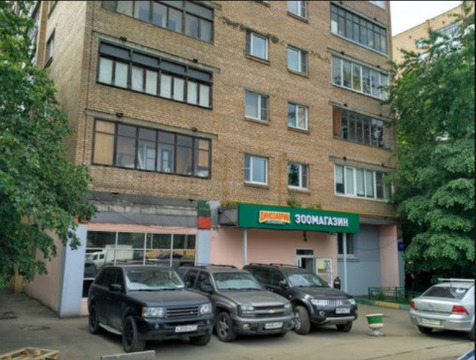 Продажа торгового помещения, м. Щелковская, Щёлковское шоссе