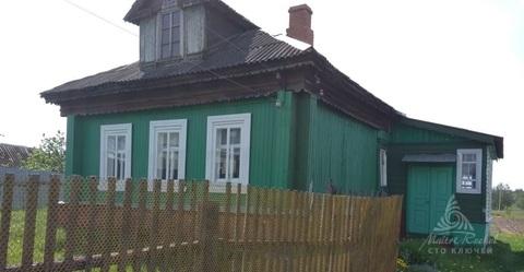Продам дом ИЖС в деревне Губино