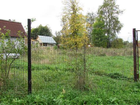 Продается земельный участок в д. Ледово Озерского района