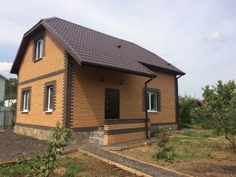 Жилой дом 120 кв. м. СНТ Берёзки 2 мкр-н. Барыбино 35 км от МКАД