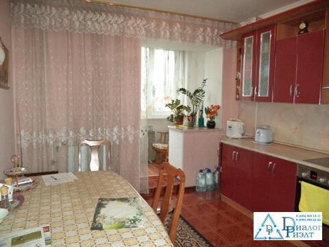 Продается отличная двухкомнатная квартира в центре Люберец