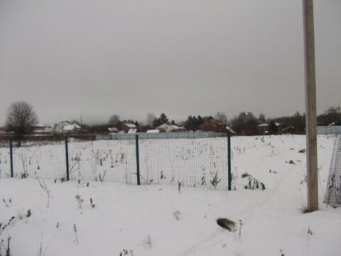 В деревне Исавицы, Можайского района Продается участок 15 соток