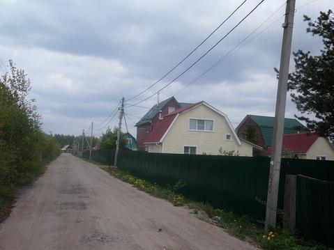 """Дачный участок в СНТ """"Ландыш"""", Павловский Посад, Васютино., 390000 руб."""