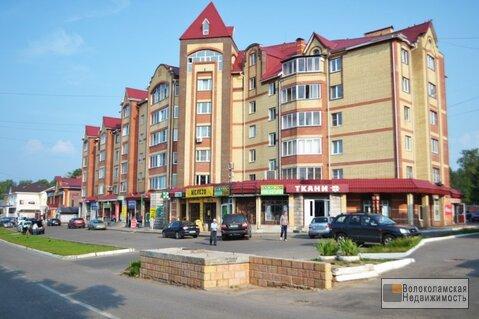 Просторная 1 к.кв. с улучшенной планировкой в центре г.Волоколамска