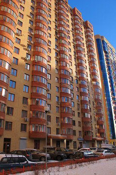 """2-комнатная квартира, 90 кв.м., в ЖК """"Микрорайон 10А"""" (г.Реутов)"""