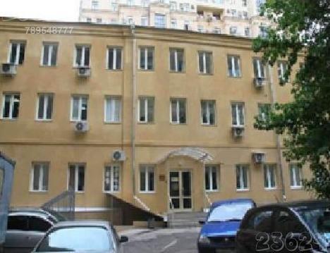 Предлагается в продажу осз - 1455 м2. Здание расположено в ЦАО г. Моск