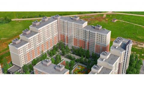 """1-комнатная квартира, 42 кв.м., в ЖК """"Москва А101"""""""