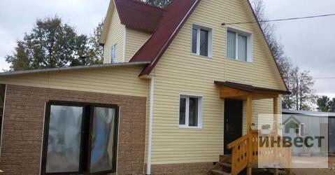 Продается 2х этажный дом 86 кв.м. на участке 6 соток, г.Апрелевка ул.Б, 5600000 руб.