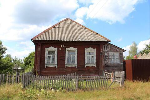 Дом в селе Саввино