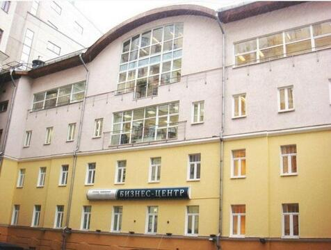 Офис 40 м2 на Тверской 9с7