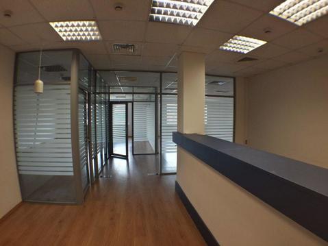 Офис в аренду класса В, 270 кв.м. в ЦАО, м. Площадь Ильича.