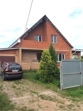 Продам дом, Серпуховский р-н, д.Палихово
