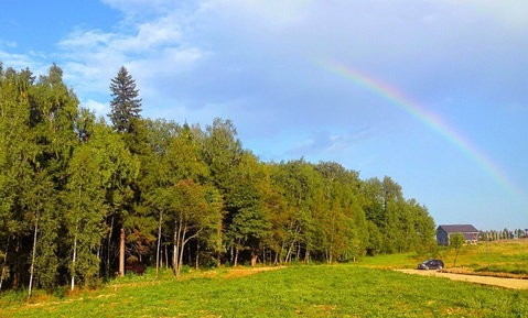 Продается прекрасный участок в экологически чистом районе Подмосковья, 680000 руб.