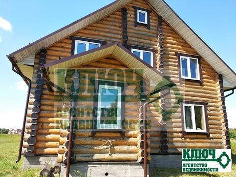 Дом новый ИЖС +20 сот в черте города Орехово-Зуево
