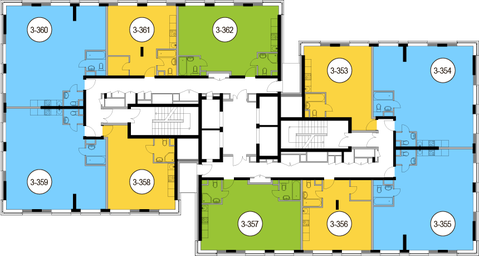 Москва, 1-но комнатная квартира, Головинское ш. д.10, 9688400 руб.