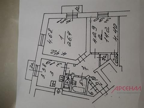 Продается квартира на Кутузовском проспекте