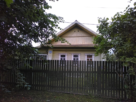Дом в д.Городково