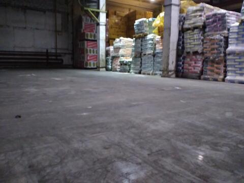 Производственно-складское помещение 1500 кв.м, всё вкл.