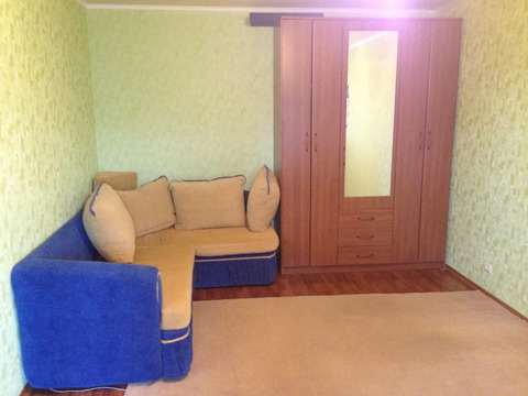 Сдается 1 комнатная квартира в г. Фрязино, 60 лет ссср д. 6