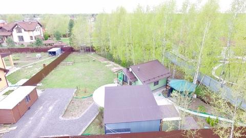 Дом на участке 15 соток ИЖС д. Устиновка ПМЖ