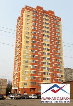 "1-комнатная квартира, 39 кв.м., в ЖК ""Дом на улице Шаталова"""