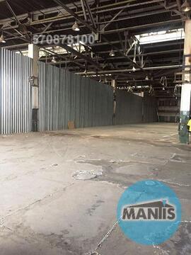 Вашему вниманию предлагаю теплый склад/производство в капитальном стро, 4200 руб.
