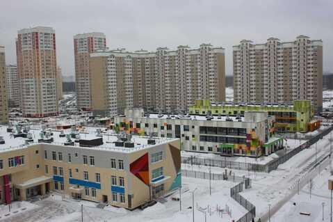 """2-комнатная квартира, 58 кв.м., в ЖК """"Первый Московский город-парк"""""""