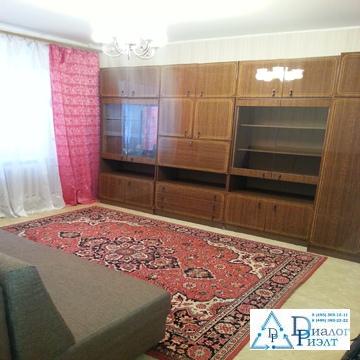 2-комнатная квартира в Москве в 5 минутах езды до метро Перово