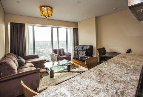 Односпаленный апартамент в Башне Око 70 м2 20 этаж
