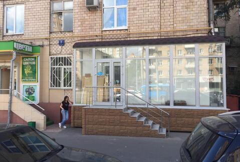 Торговое помещение 80кв.м. у м. Полежаевская