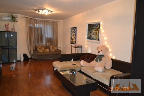 2-комнатная квартира, 72 кв.м., в ЖК «Беловежская пуща»