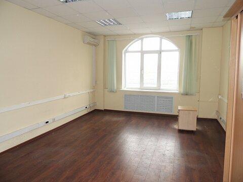Аренда офисного помещения 33 м2, у метро Авиамоторная.