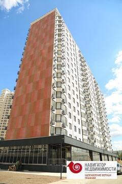 "1-комнатная квартира, 39 кв.м., в ЖК ""Кварталы 21/19"""