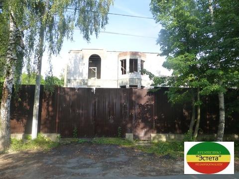 Продается 3-х эт. дом на участке 9,6 соток Подольск мкр. Львовский