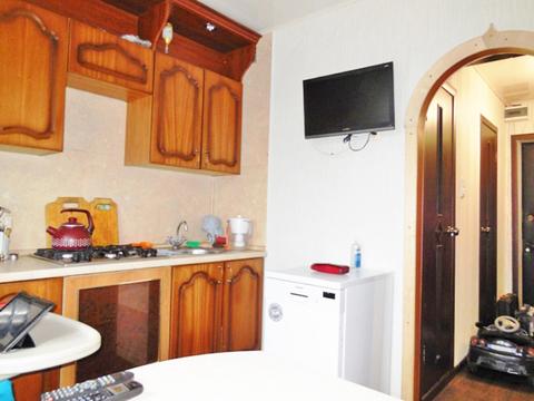 1-комнатная квартира 34 кв.м. (улучшенка). Этаж: 4/5 панельного дома.