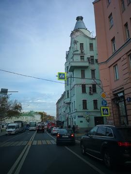 Продается 4-х комн. квартира в Хамовниках. ул. Остоженка