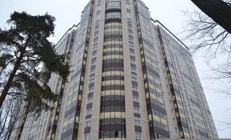 """3-комнатная квартира, 93 кв.м., в ЖК """"Дом на ул. Тургенева, 13"""""""