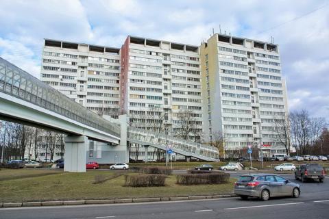 Продаются апартаменты 47 кв.м с новым ремонтом в центре г. Зеленограда