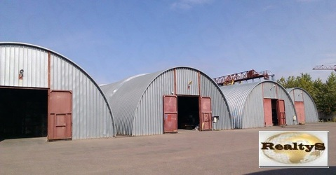 Сдается холодный склад площадью 500м2