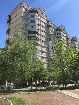 Москва, ул. Борисовские Пруды, дом 16к4